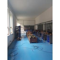 2020/02 Rekonstrukce montáží - Adast Systems - Adamov