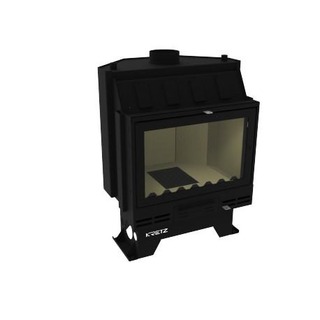 Hot water fireplace insert  A 103 V