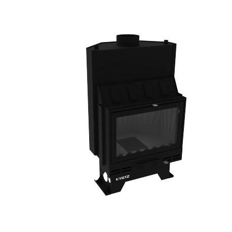 Hot water fireplace insert  A 1303 V